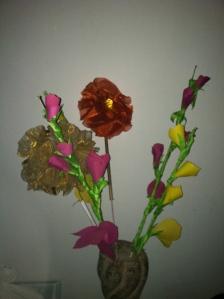 Fabric Gladiolus